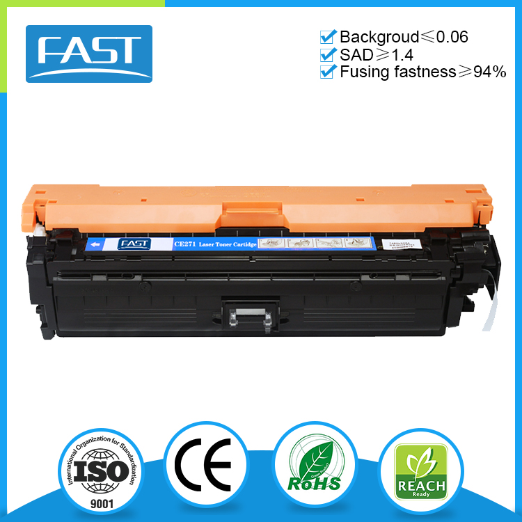 Newest compatible toner cartridge for HP color printer