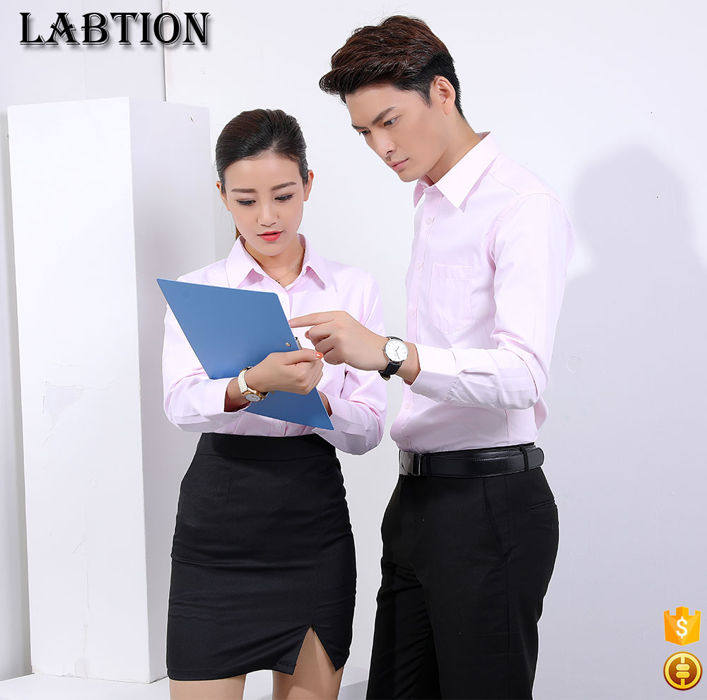 Wholesale quality new design balck office ladies skirt