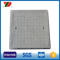 hot sale manhole cover fiber glass and plastic cover and hinged manhole cover with frame
