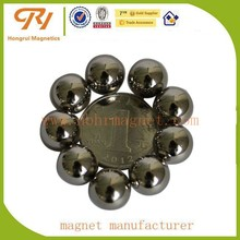 Customized ball n52 NdFeB rare earth magnet