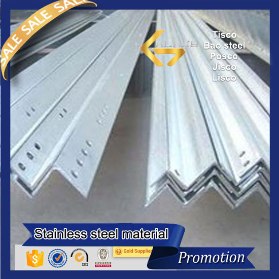 Type of stainless steel angle bar 304
