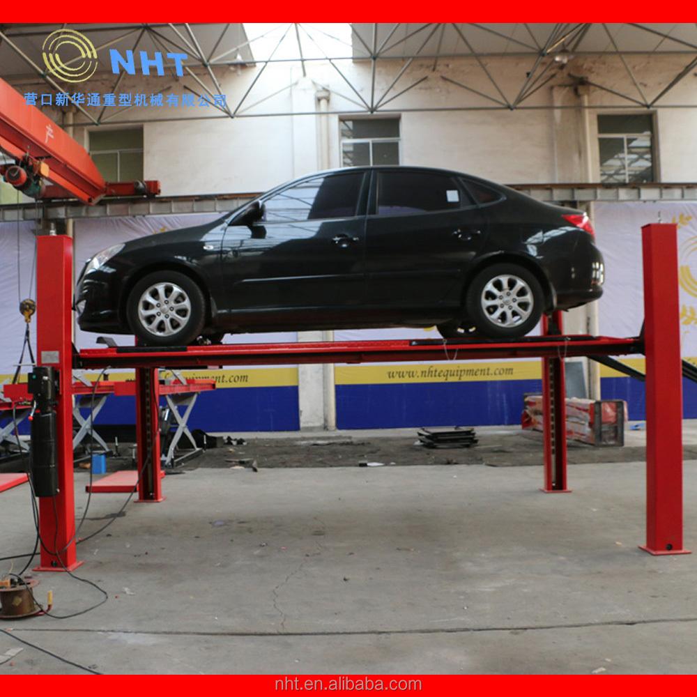Heavy Duty Hydraulic Lifts : Heavy duty post hydraulic car lift buy