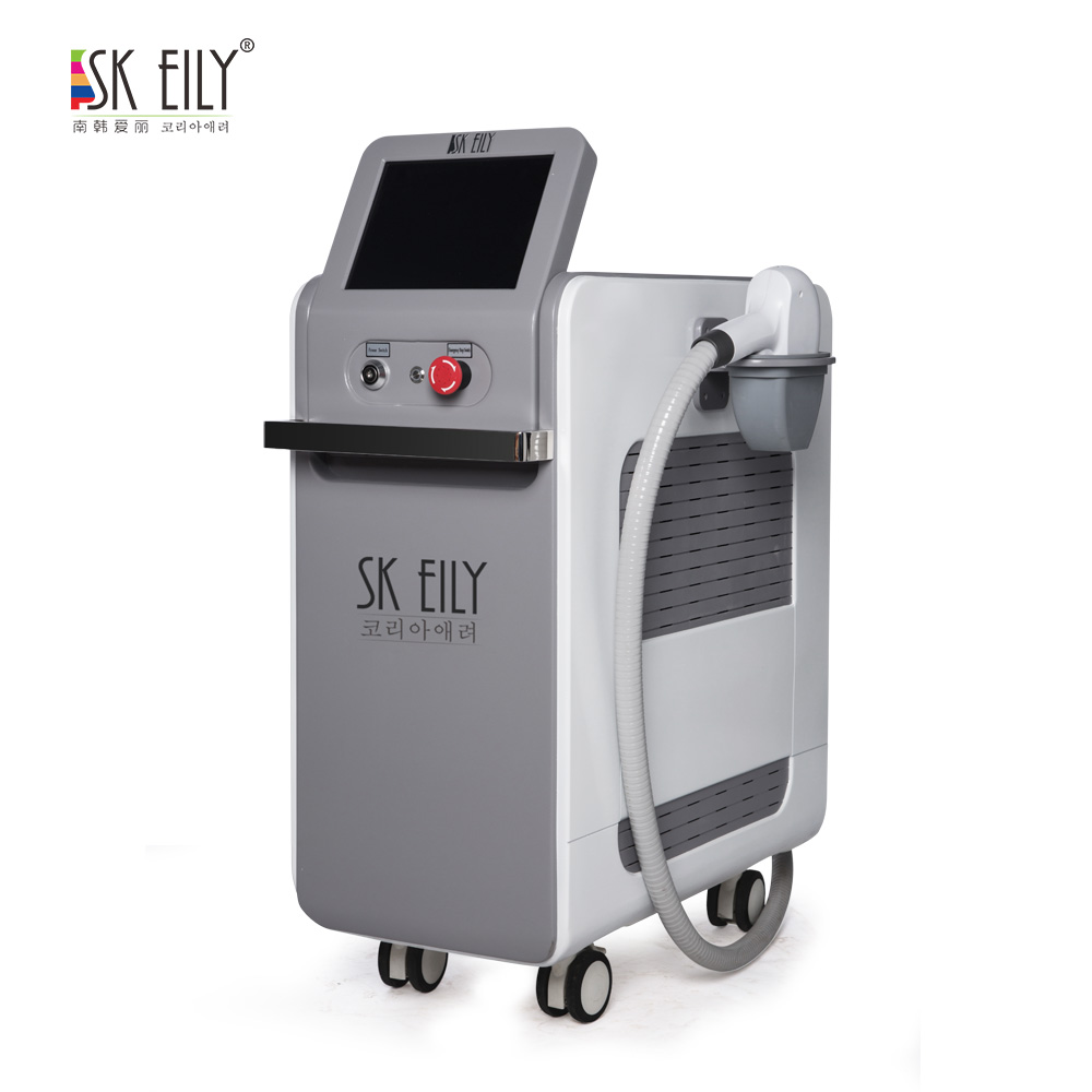 Fast/safe/painless/professional 808nm diode laser hair removal