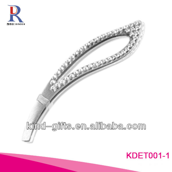 Luxurious Rhinestone Diamond Crystal Electric Tweezer Supplier|Factory|Manufacturer