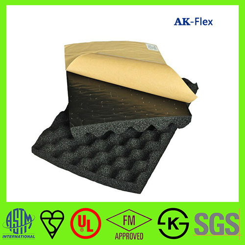 Good quality rigid foam sound board insulation