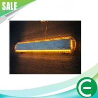 2016 Hot sale 88W slim bar led amber warning lightbar