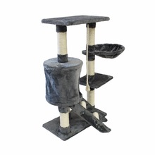 Modern Model Cat Tree Pet House Kitty Condo Furniture Cats Climbing Tower