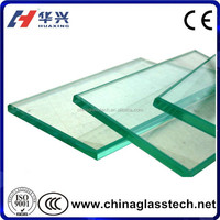 CCC/CE Approved Tinted Toughened Glass Withstand Heavy Hit/ High Temperature