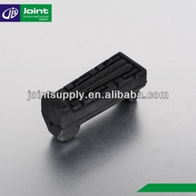 motorcycle footrest / pillion step rubber used for YBR125