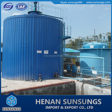 China cheap biogas system for sugar molasses distillery spent wash