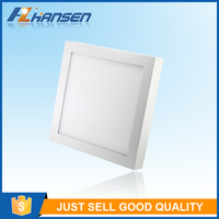 SAA led panel light lighting square surface mounted 20w waterproof IP44 IP65 LED ceiling panel light
