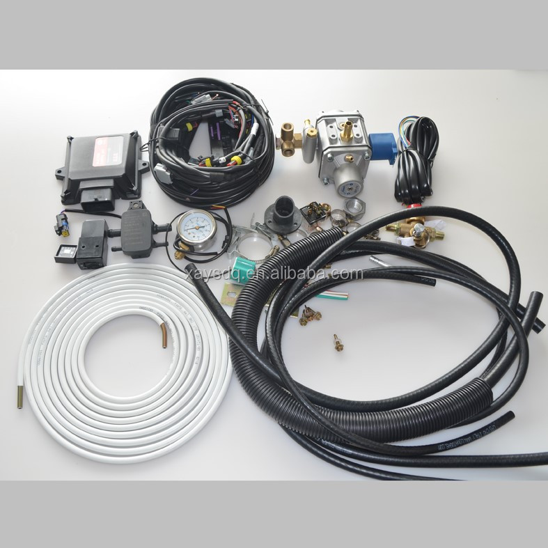 Cng Lpg Sequential Injection Conversion Kit For Petrol Engine