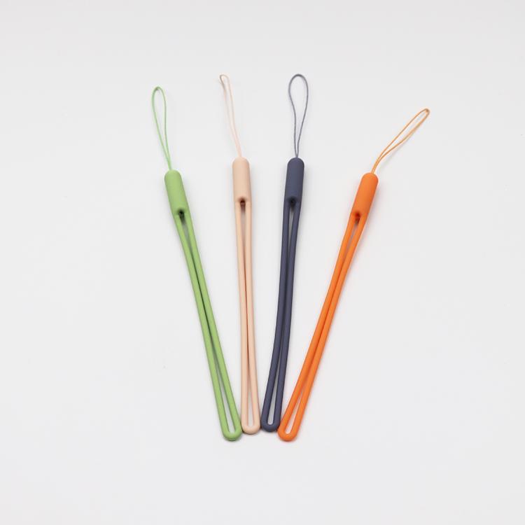 Silicone cordão cinta do telefone móvel celular titular silicone - ANKUX Tech Co., Ltd