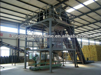 Bb Fertilizer Automatic Mix and Packing Line