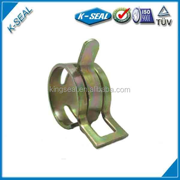 spring type band hose clamp/tube clips for auto spare parts KSCB15270