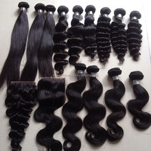 7A Unprocessed India Human Hair Wholesale Distributors Wanted