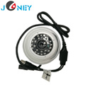 Vandalproof IR dome camera built-in 3.6mm lens dome cctv security camera