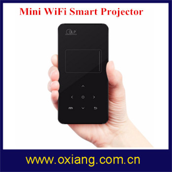 Newest Bluetooth + WiFi + Android+IOS Mini Pocket Projector