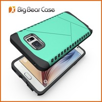 Detachable combo armor phone case for Samsung note 5