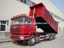 Shanxi SHACMAN F3000 brand new 6x4 336hp Chinese sand tipper truck for sale
