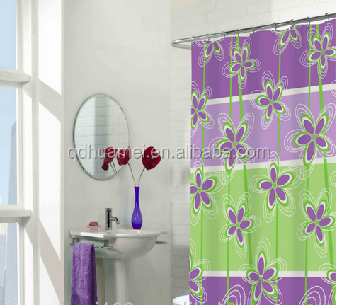 plastic bath shower windows curtain