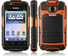 Rugged waterproof cell phone v5 wtih andorid system