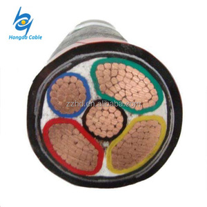 0.6/1kv CU/AL conductor XLPE/PE/PVC Insulated SWA armored electro power Cable