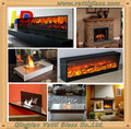 high temperature glass ceramic for glass fireplace door