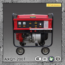 Gasoline DC 220V 200A Arc welding machine miller indonesia