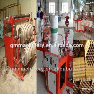 Factory Price Automatic Kraft Paper Toilet Paper Roll Core Paper Tube Making Machine
