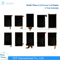 100% Warranty, Mobile Phone LCD Display for Huawei/Nokia/Alcatel/LG/HTC/Motorola Screen