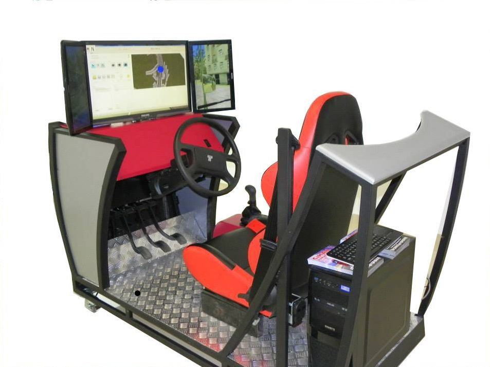 2016 REAL CAR DRIVING SIMULATOR, Left-Right Hand Drive FOR THEME PARKS, AMUSEMENT CENTERS and DRIVING SCHOOLS