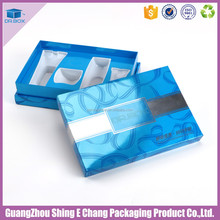 Wholesale UK Recycle paper box cosmetic gift set packaging box