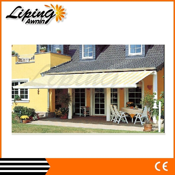 Hot sales product retractable stores et auvents, awning roller tube