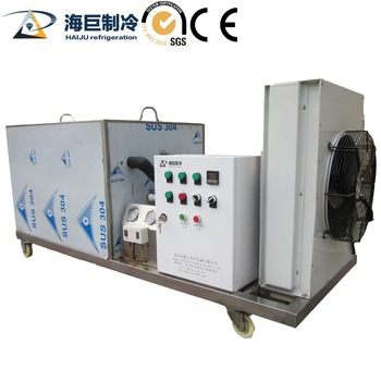 Food Grade Stand Up small ice block machines oman machine large plant intelligent controller