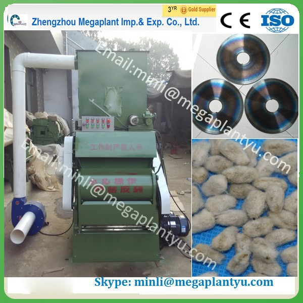 Automatic cotton ginning and pressing machine