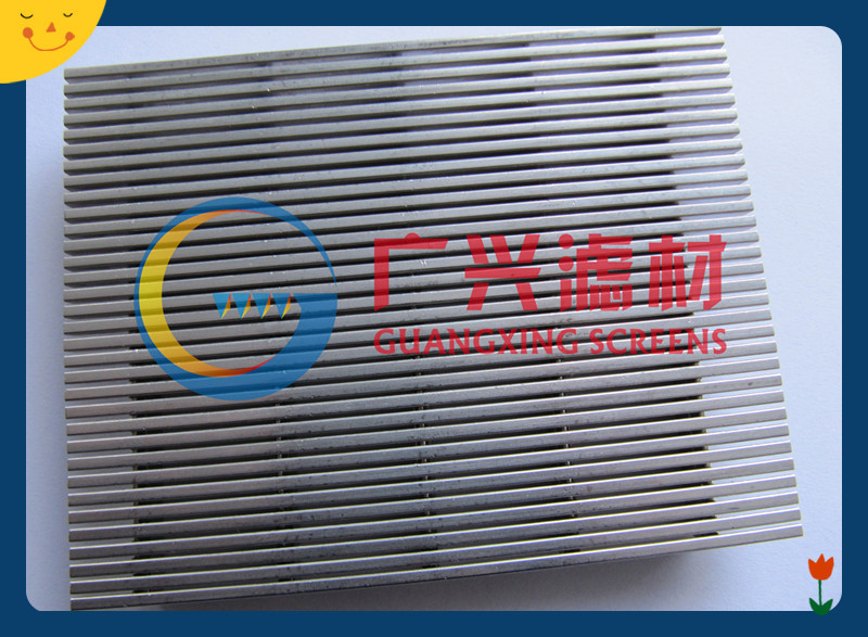 Manufacturer A47 Looped Wedge Wire Screen/flat Wedge Wire Screen ...
