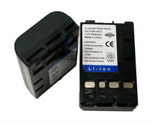 Rechargeable video Camcorder Battery For PANASONIC CGR-V610/V14S