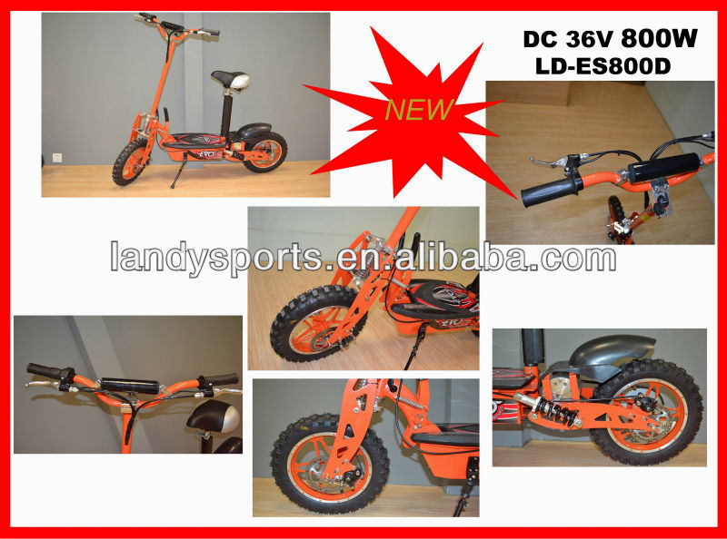 2013 new design scooter sidecars for teenager /scooters for teenagers