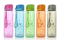 2016 new product promotional gift sports water bottle