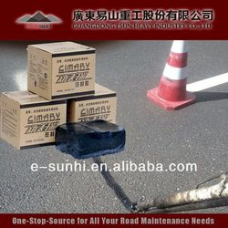 TE-I rubberized cement pavement sealant