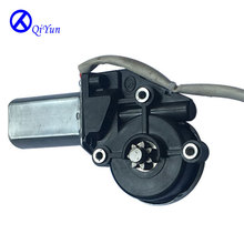 7-teeth 3-holes geared dc motor with brake for electric car conversion