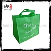 Multifunctional pp non woven folded bag, tnt shopping bag, simple non woven bag for wholesales