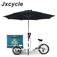 mobile Front Load ice cream tricycle for sale
