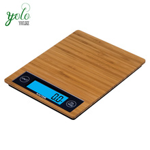 Bamboo Kitchen Digital Food Scale