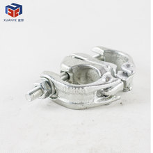 Steel Material forged scaffolding clamp swivel coupler