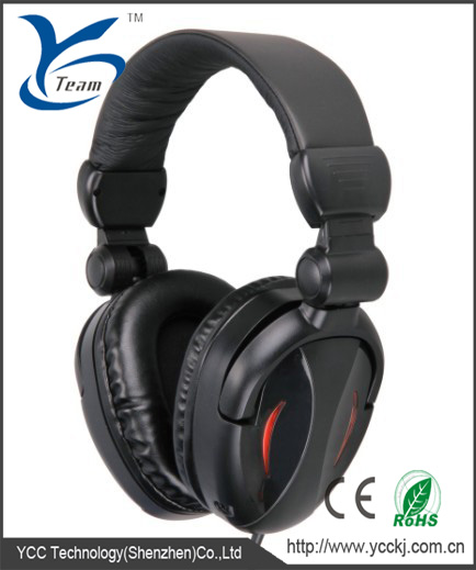 Universal all-in-one noise cancelling headphones/headset for XBOX 360/Sony PS3/PS4 video game accessories