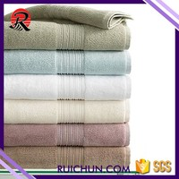 New products China supplier disposable brand name shower towel
