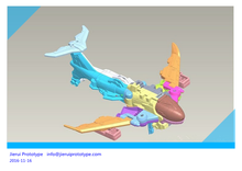Provide The plane model development, design, prototype production services made in China