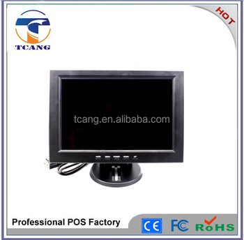 Top Assessed alibaba supplier Dongguan Tuocang 12 inch resistive monitor